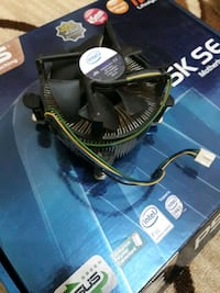 Cpu fan saglam