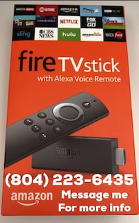 Smart tv stick new  Chesapeake, 23320