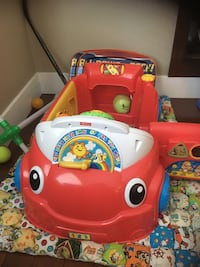 Fisher price car. Doesn't have the balls or shapes Edmonton, T5Y 3K9