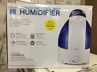 Cool mist humidifier new  Toronto, M1W