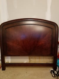 Queen headboard and footboard Derwood, 20855