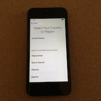 Iphone 5 AT&T 16GB icloud Cleared Clean IMEI Fresno, 93726
