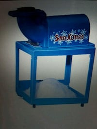 Snow cone machine  Greenbelt, 20770