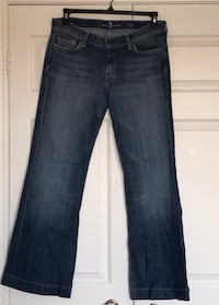 7 for All Mankind Jeans Toronto, M5S 1W2