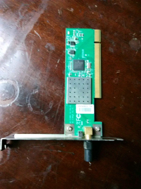 PC wifi card with no antenna