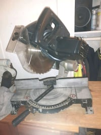 10 miter saw works and tested