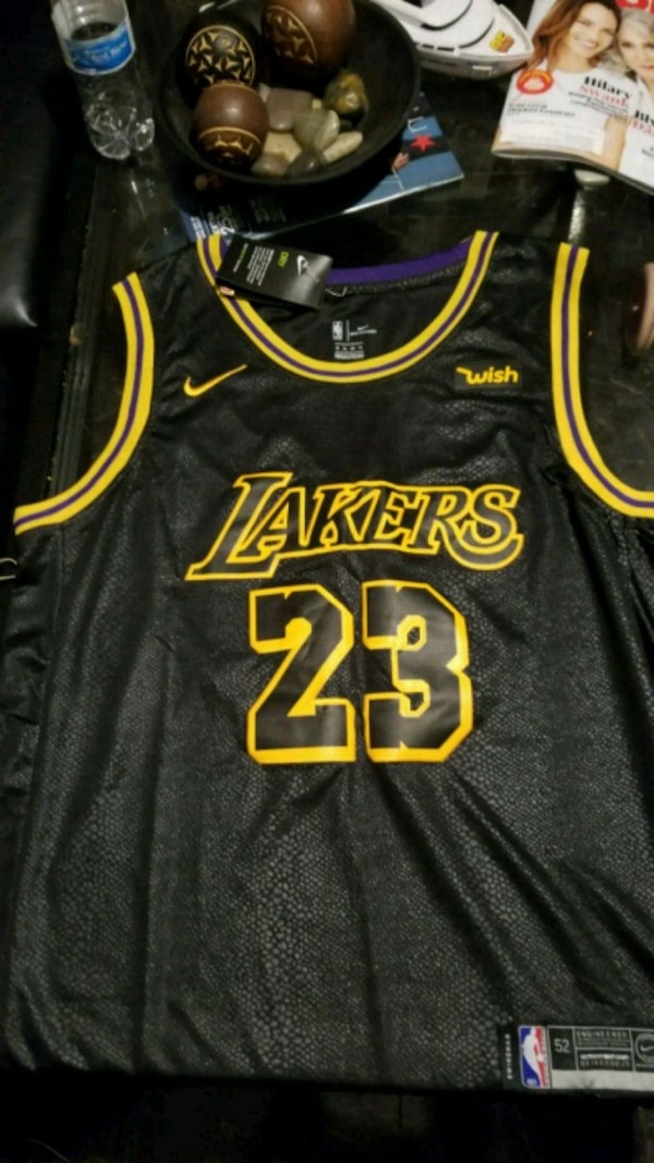 the best attitude 72f1d 83ca4 Lakers #23 LeBron James Jersey