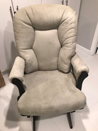 Baby Rocking Chair- Excellent Condition-Light Sage Green 41 km