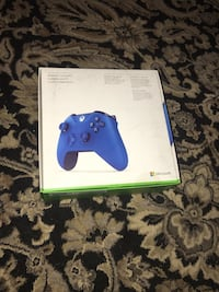 Blue xbox one wireless controller box Fairfax, 22031