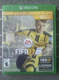 FIFA 2017 Deluxe Edition (all extras untouched)