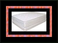 King Double pillowtop mattress with split box College Park, 20742