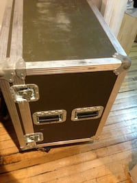 Clydesdale Road Case.