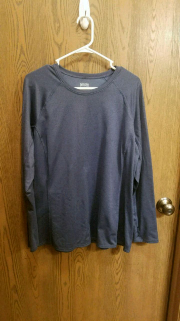 Photo Womens navy Duluth trading thermal