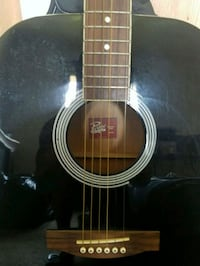 black and brown acoustic guitar Glendale Heights, 60139