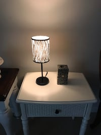 Small lamp and new candle Fort Lauderdale, 33308