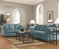 Brand New Special Sky Living Room Set for Sale in Baltimore!39$ Down Baltimore, 21215