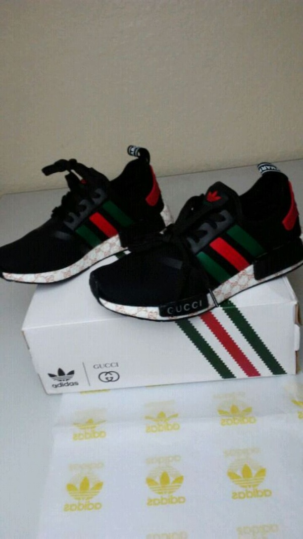 54f981834a4 Brukt Adidas Gucci Shoes all sizes in box til salgs i San Antonio ...