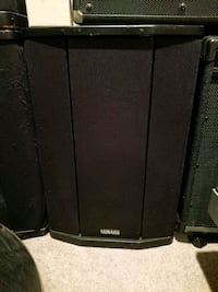 PA speakers Fairfax, 22033