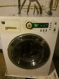GE Washer and dryer set Suitland-Silver Hill, 20746