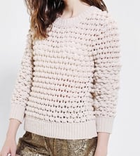 Net Sweater xS