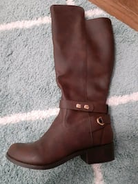 New Brown Leather Boots  Newport News, 23601