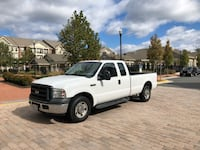 2006 Ford F-250 extended cab 94,000 original miles Falls Church, 22042