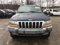 Parting out 2000 Jeep Grand Cherokee 4x4 New Castle, 16101