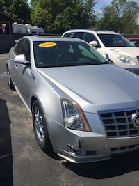 2013 Cadillac CTS Sedan North Little Rock