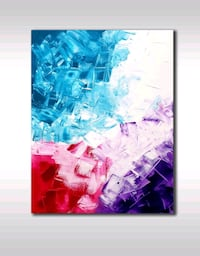 Beautiful Abstract Canvas Painting  Toronto, M3C 1G2