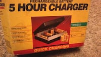 5 hour charger rechargeable battery box Yukon, 73099
