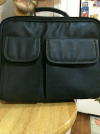 black and gray laptop bag Jacksonville, 32218