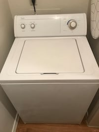 Washer and dryer Irving