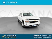 2018 Chevrolet Silverado 1500 Crew Cab Z71 LT Pickup 4D 5 3/4 ft Fort Pierce