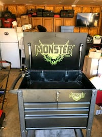 Monster Tool Cart Mechanicsville, 20659