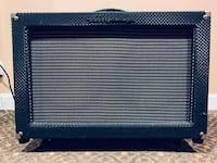 Ampeg Reverberocket R-212 Guitar Tube Amp with Tuki padded cover, footswitch and casters Niles, 60714