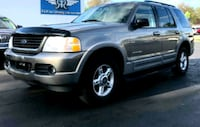 2002 Ford Explorer●BROWN●4WD SUV●3RD ROW● Lincoln Park