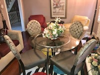 Must go! Luxury dining set  Markham, L3P 6X4