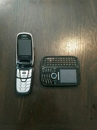 Two used samsung phones, both work fine! Chatham-Kent, N7L 4P6
