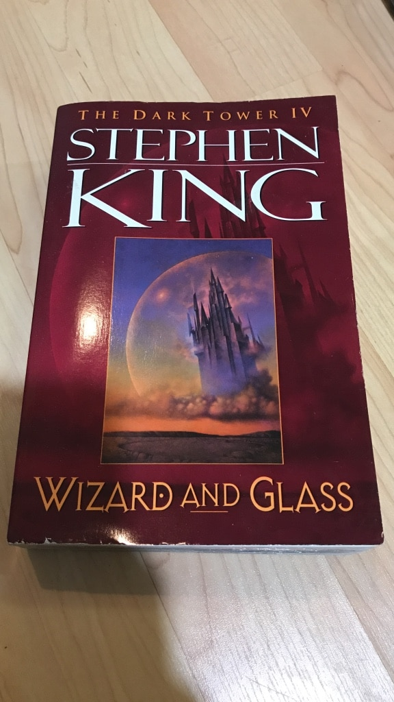 The Dark Tower 4 Wizard and Glass by Stephen King