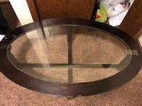 Coffee table with two end tables Fargo, 58103