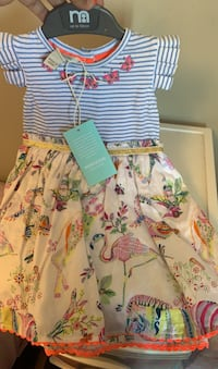 Monsoon baby girl dress