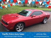 2009 Dodge Challenger R/T 2dr Coupe Lakewood, 98499