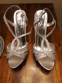 e85aecfbc4ef Used toddler girls gladiator sandals for sale in Covington - letgo