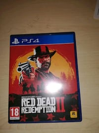 Red Dead Redemption 2 (RDR2) PS4