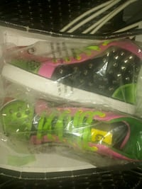High Top shoes for female size 8 Woodlawn, 21244