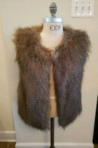 Faux Fur Vest  Arlington, 22206