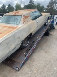 1969 Buick Electra Washington