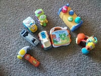 toddler's assorted plastic toys Coos Bay, 97420