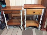 2 side tables or night stands Largo, 33773
