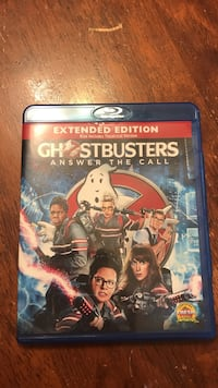 ghostbusters on blu-ray Jackson, 38305